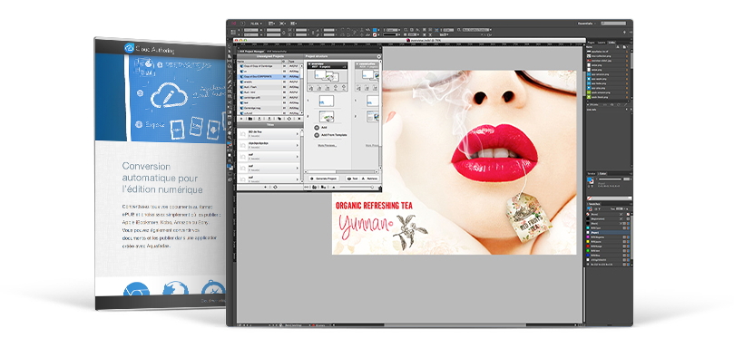 visu indesign authoring